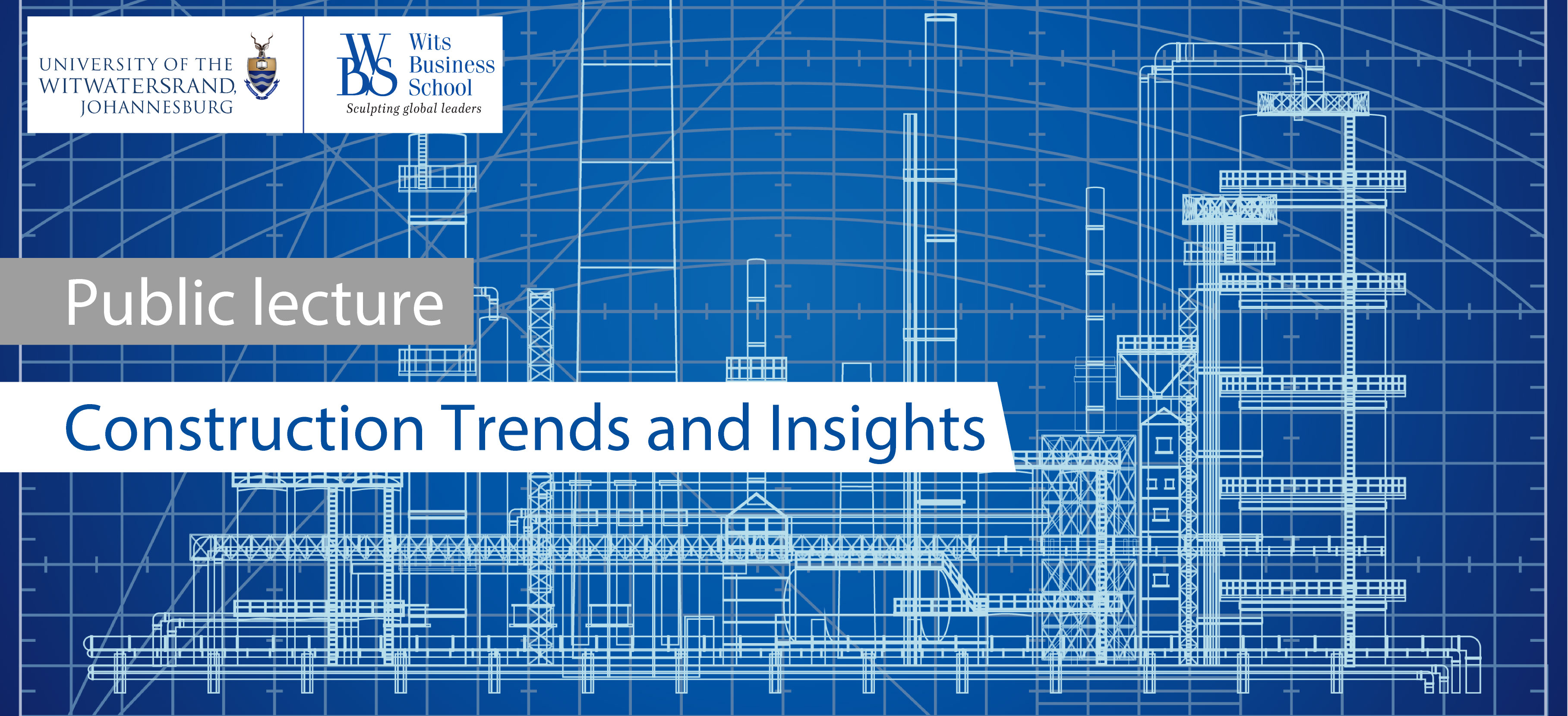 Public Lecture: Construction Trends and Insights
